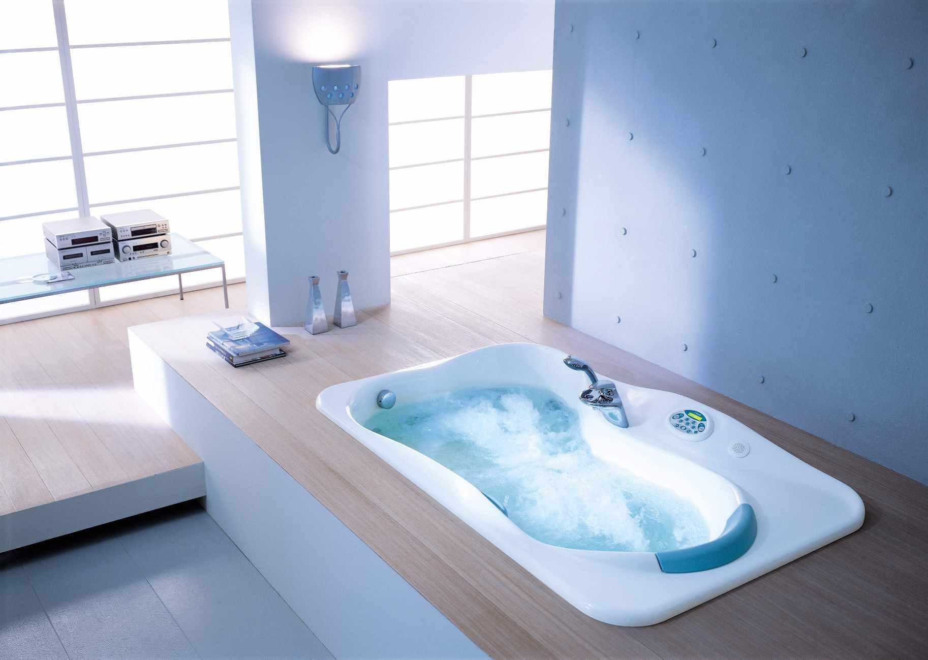 Vasca idromassaggio - Hotel